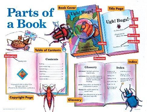 anatomy of a picture book elements